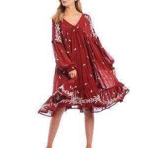 Free People Lavender Fields Dress. XS